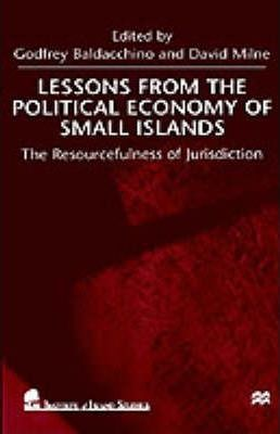 Lessons From the Political Economy of Small Islands