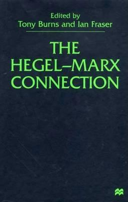 The Hegel-Marx Connection