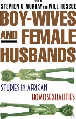 Boy-Wives and Female Husbands