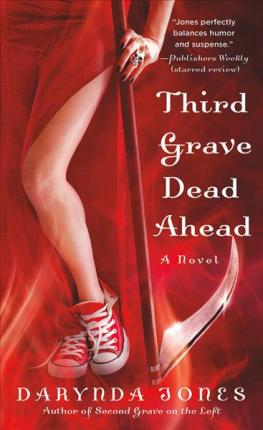 Third Grave Dead Ahead Cover Image
