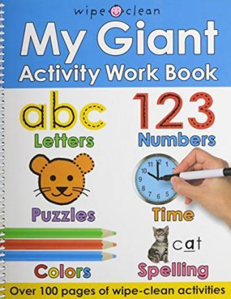 My Giant Activity Workbook