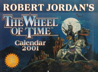 Wheel of Time Calendar 2001
