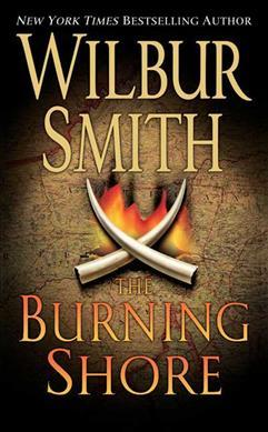 The Burning Shore Cover Image