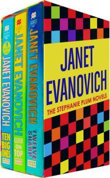 Janet Evanovich Boxed Set 4 (10, 11, 12)