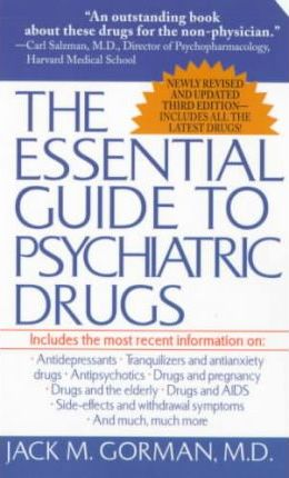 The Essential Guide to Psychiatric Drugs : CEO and Chief