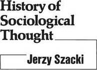 History of Sociological Thought