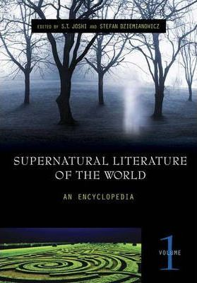 Supernatural Literature of the World