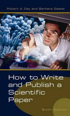 how to write a scientific article book