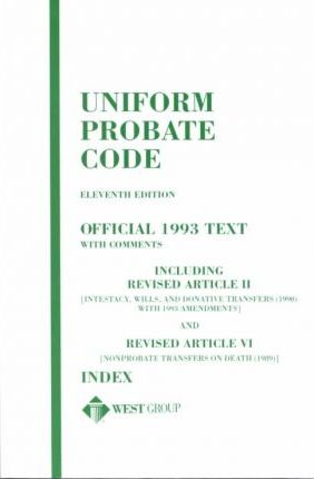 Uniform Probate Code