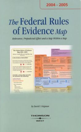 The Evidence Map 2004-2005