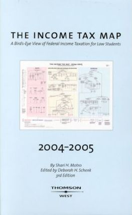 Income Tax Map 2004-2005