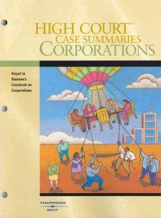 High Court Case Summaries on Corporations
