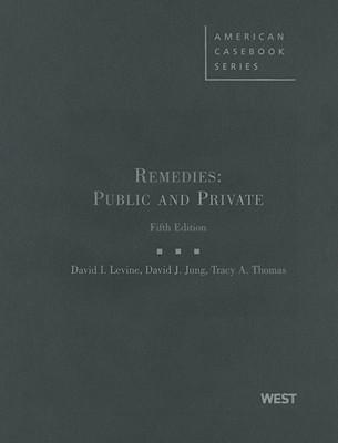 Remedies : Public and Private