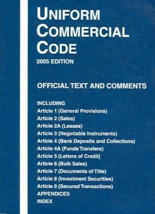 Uniform Commercial Code 2005