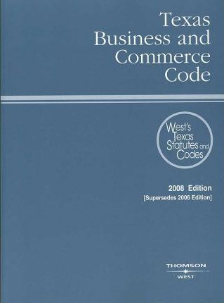 Texas Business and Commercial Code