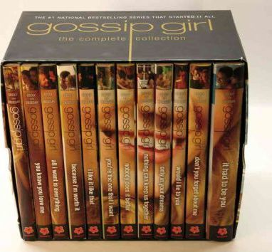 The Gossip Girl collection