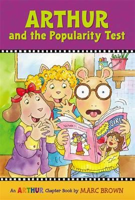 Arthur And The Popularity Test Marc Brown 9780316115452