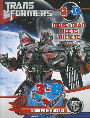 Transformers More Than Meets the Eye