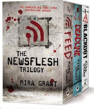 The Newsflesh Trilogy Cover Image
