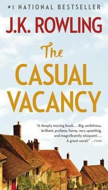 The Casual Vacancy Cover Image