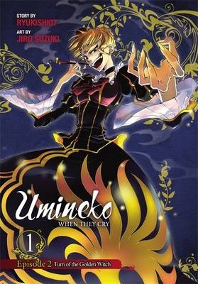 Umineko WHEN THEY CRY Episode 2: Turn of the Golden Witch, Vol. 1
