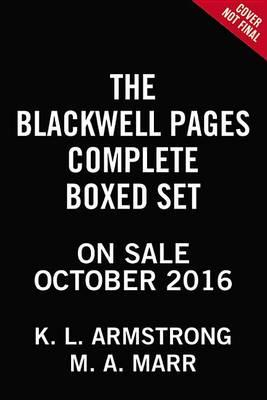 The Blackwell Pages Complete Boxed Set