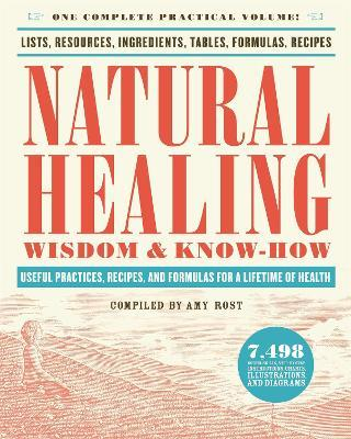Natural Healing Wisdom & Know How : Useful Practices, Recipes, and Formulas for a Lifetime of Health