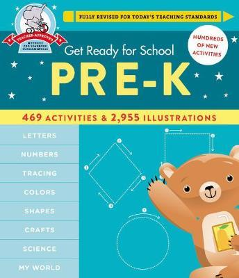Get Ready For Pre-K Cover Image