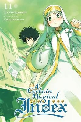 A Certain Magical Index, Vol. 11 (light novel)