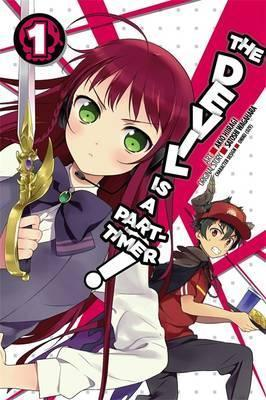 The Devil Is a Part-Timer!, Vol. 1 (manga) Cover Image