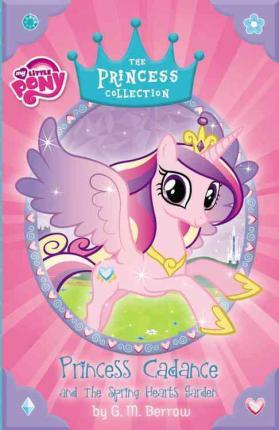 Princess Cadance and the Spring Hearts Garden
