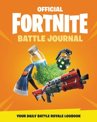 Official Fortnite: Battle Journal