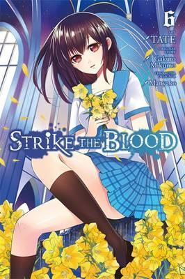 Strike the Blood, Vol. 6 (manga)