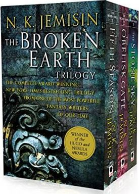 The Broken Earth Trilogy : N K Jemisin : 9780316527194