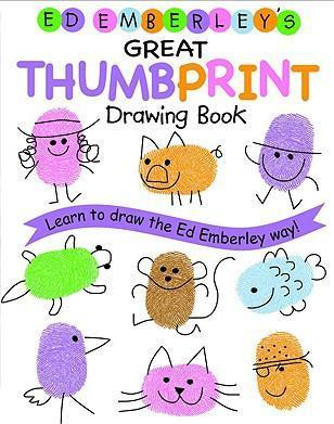 Ed Emberley's Great Thumbprint Drawing Book