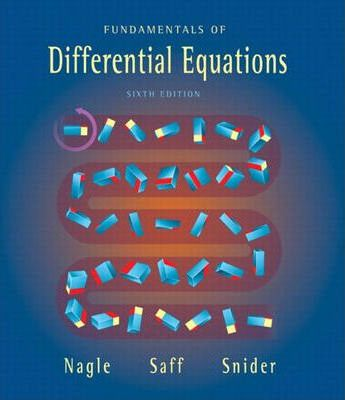 Fundamentals of Differential Equations : United States Edition