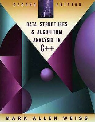 data structures and algorithm analysis in