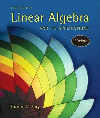 Linear Algebra And Its Applications Updated Plus Mymathlab Student