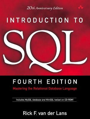 Introduction to SQL : Mastering the Relational Database