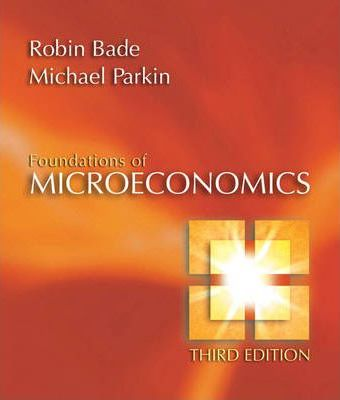 Foundations of Microeconomics plus MyEconLab in CourseCompass plus eBook Student Access Kit