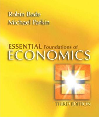 Essentials Foundations of Econ+mel Sak CC