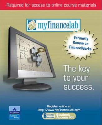 MyFinanceLab Student Access Kit for Principles of Managerial Finance