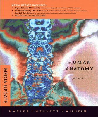 Human Anatomy with A Brief Atlas of the Human Body, Media Update