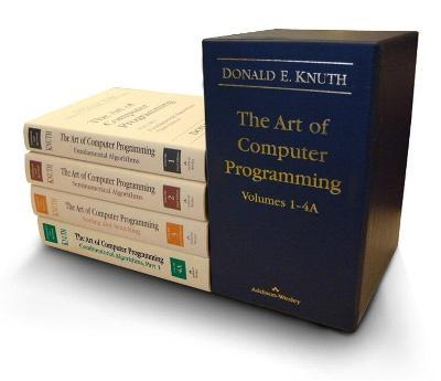The Art of Computer Programming: Volumes 1-4a