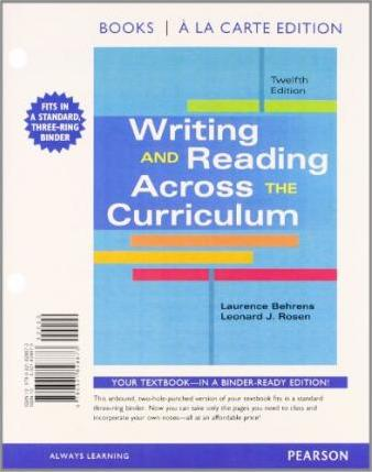 curriculum and instruction topics