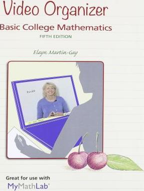 Video Organizer for Basic College Mathematics