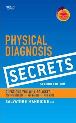 Physical Diagnosis Secrets  With STUDENT CONSULT Online Access