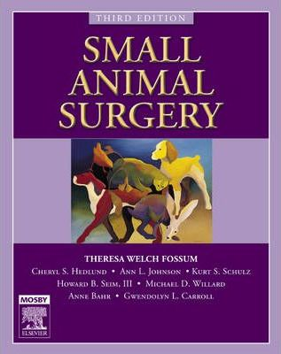 Small Animal Surgery Textbook