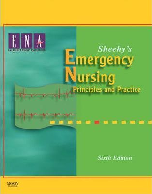 Sheehy's Emergency Nursing