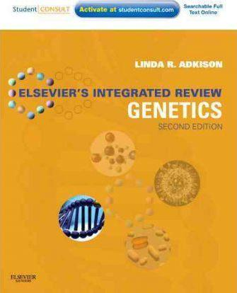 Elsevier's Integrated Review Genetics: With STUDENT CONSULT Online Access